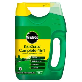 Evergreen Complete 4in1