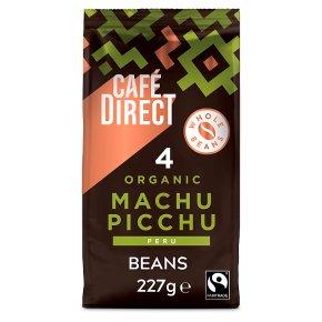 Cafédirect Fairtrade Machu Picchu Coffee Beans