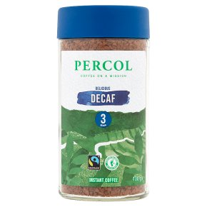 Percol Colombia Decaf Instant Coffee 3