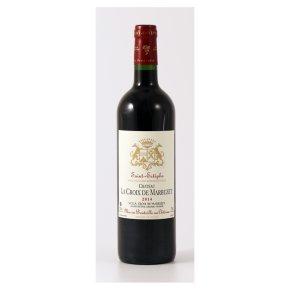 Château La Croix de Marbuzet, French, Red Wine