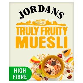 Jordans Truly Fruity Muesli
