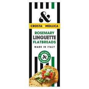 Crosta & Mollica Linguette Rosemary