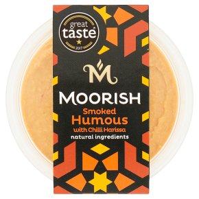 Moorish Smoked Humous with Chilli Harissa