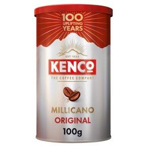 Kenco Millicano wholebean instant coffee