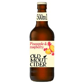 Old Mout Cider Pineapple & Raspberry New Zealand