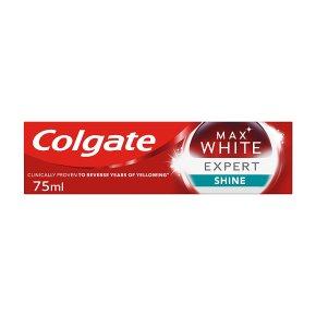 Colgate Max White Expert white soft mint toothpaste