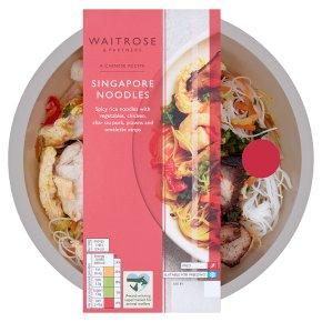 Waitrose Chinese Singapore Noodles