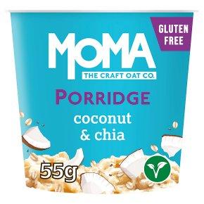 MOMA Porridge Coconut & Chia
