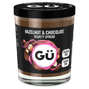 Gü Hazelnut & Chocolate Velvety Spread