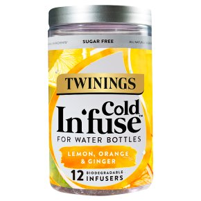 Twinings Cold In'fuse Lemon, Orange