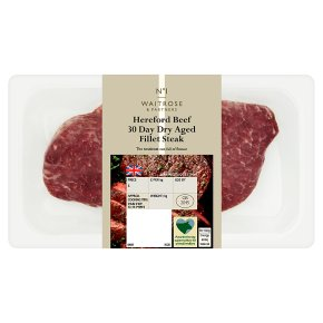 No.1 Hereford Beef Fillet Steak