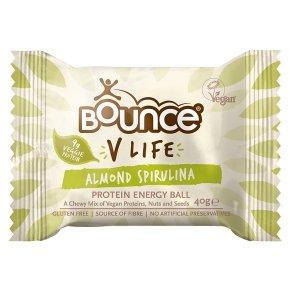 Bounce V Life Almond Spirulina
