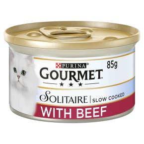 Gourmet Solitaire with Slow Cooked Beef