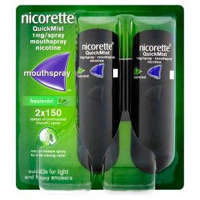 Nicorette Freshmint Mouthspray