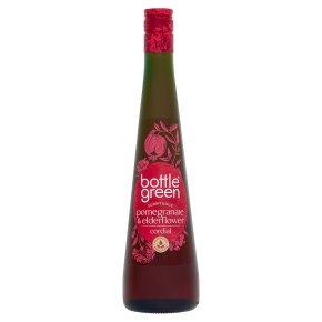 Bottlegreen pomegranate & elderflower cordial