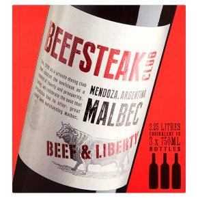 Beefsteak Club Malbec Mendoza Argentina