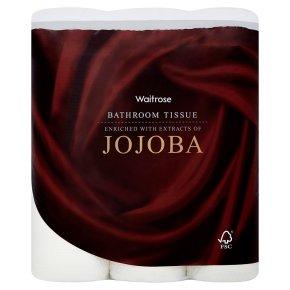 Waitrose Jojoba Toilet Rolls