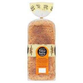 Village Bakery harvester sliced malted grain loaf