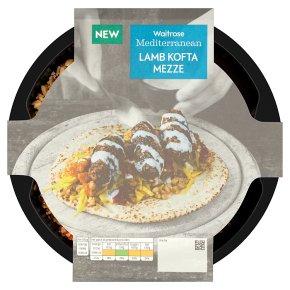 Waitrose Lamb Kofta Mezze