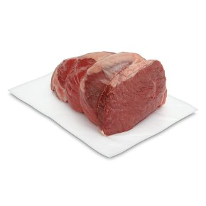 Waitrose West Country beef topside corner cut roast