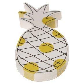 Caroline Gardner Pineapple Notepad