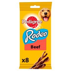 PEDIGREE Rodeo Dog Treats with Beef 8 Sticks