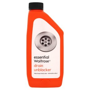 essential Waitrose Drain Unblocker