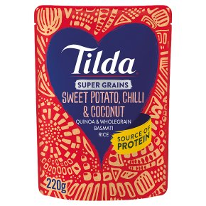 Tilda Super Grains Sweet Potato