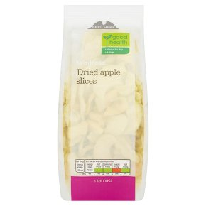 Waitrose Dried Apple Slices