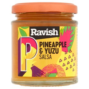 Ravish Pineapple & Yuzu Salsa