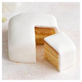Lemon Sponge Sample Wedding Cake