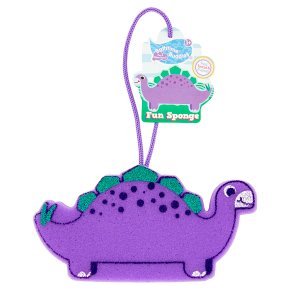 Bathtime Buddies Fun Sponge Assortd