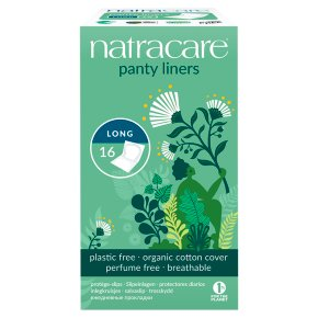 Natracare Panty Liners Long