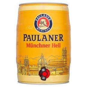 Paulaner Münchner Hell Keg