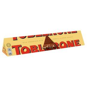 Toblerone Milk Chocolate Honey & Almond