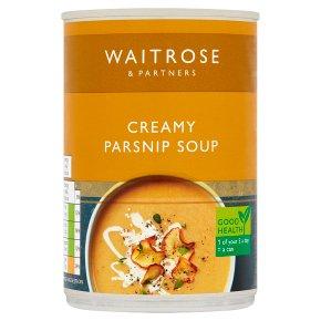 Waitrose Creamy Parsnip Soup