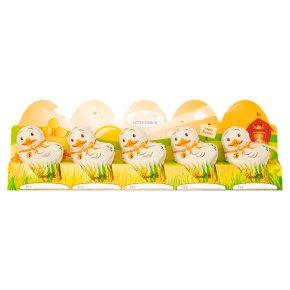 Lindt 5 Easter Chicks