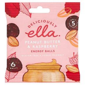 Deliciously Ella Raspberry Balls