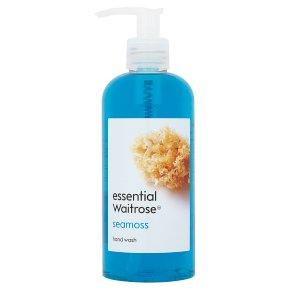 essential Waitrose Seamoss Hand Wash