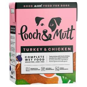 Pooch & Mutt Turkey & Chicken