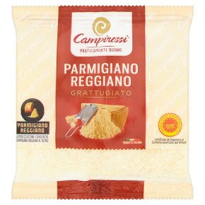 Campirossi parmigiano reggiano grated cheese