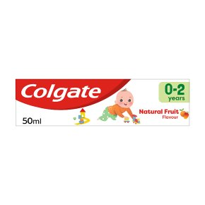Colgate Natural Kids Fruit Toothpaste