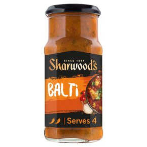Sharwood's balti
