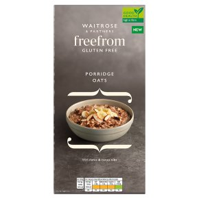 Waitrose Cocoa Porridge with Oats