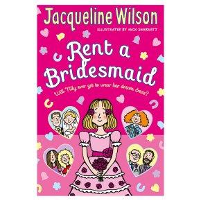 Rent a Bridesmaid Jacqueline Wilson