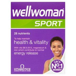 Wellwoman Sport Tablets