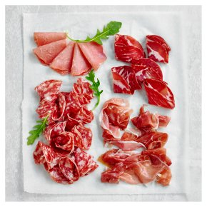 Continental Cured Meat Selection