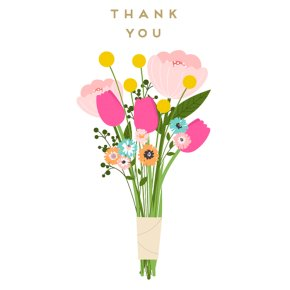 The Art File Thank You Card