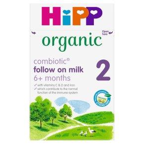 Hipp Organic follow on milk (3 - from 6 months onwards)