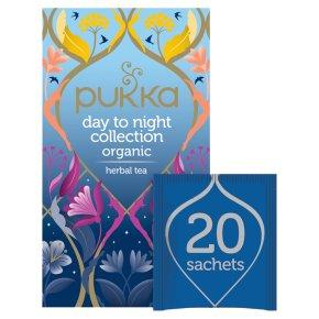 Pukka Day to Night Collection 20Herbal Tea Sachets